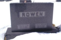 Mrs Anna Rowen