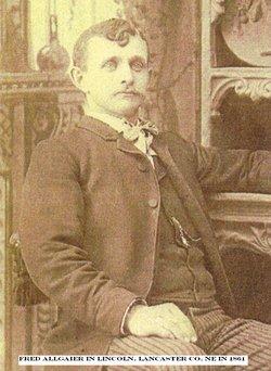 Frederich Fred Allgaier