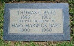 Thomas G. Bard