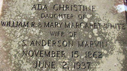 Ada Christine Marvin