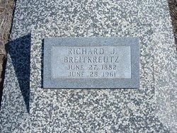 Richard J. Breitkreutz