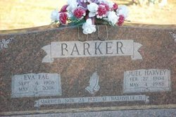 Eva Fae Barker