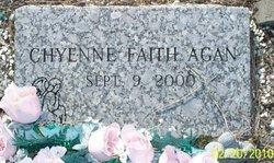 Cheyenne Faith Agan