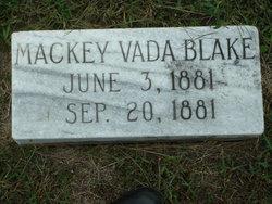 Mackey Vada Blake