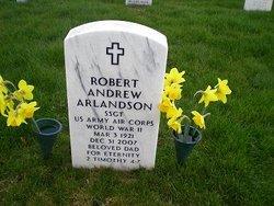 Robert Andrew Arlandson