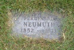Ferdinand Carl Ferd Neumuth