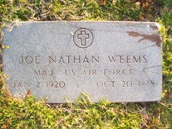 Joe Nathan Weems