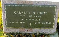 Garrett Hobart Hunt
