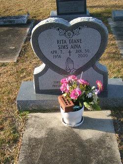 Rita Diane <i>Sims</i> Aina