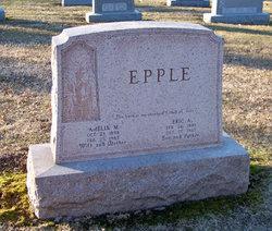 Amelia M. Epple