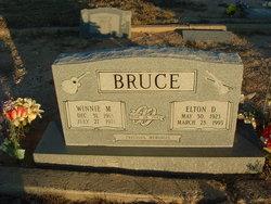 Elton Dean Bruce