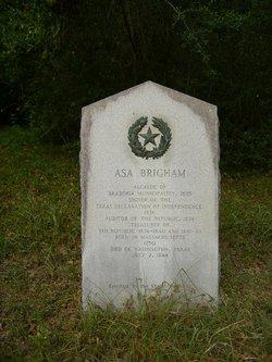 Asa Brigham