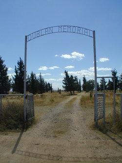 Colonia Dublan Cemetery