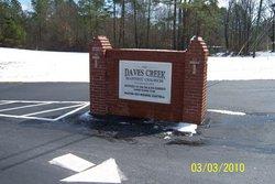 Daves  Creek Baptist Church Cemetery