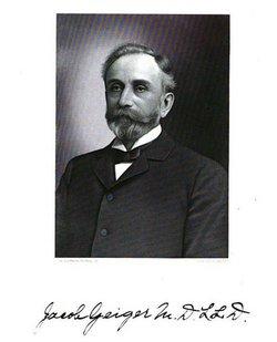 Dr Jacob Geiger
