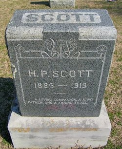 Horace Peyton Scott