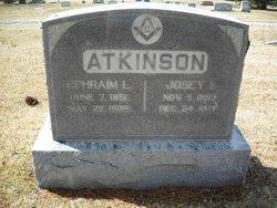 Ephraim Lazarus Atkinson