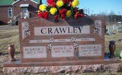Waudieur Elizabeth <i>Toomer</i> Crawley