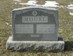 John Howard Blinky Moore