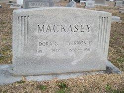 Vernon Clay Mackasey