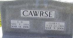 C. D. Cawrse