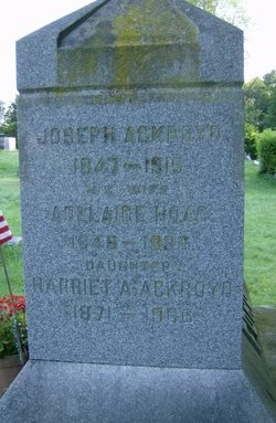 Joseph Ackroyd