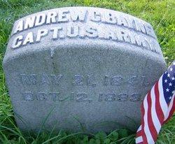 Capt Andrew Christie Bayne