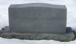 Mamie Virginia <i>Nicholson</i> Emerson