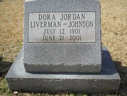 Dora <i>Jordan</i> Liverman Johnson