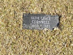 Olive Grace Cornwell