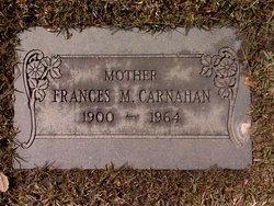 Frances <i>Moore</i> Carnahan
