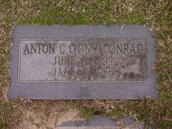 Anton Carl Tony Conrad