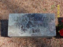Mrs Olivia <i>Cain</i> Brown
