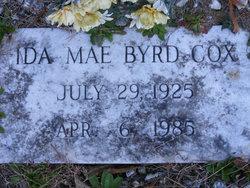 Ida Mae <i>Byrd</i> Cox