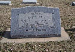 Jo Etta <i>Meyers</i> Hill