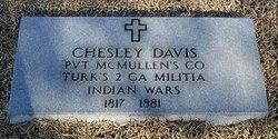 Chesley Davis