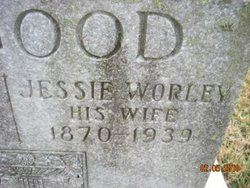 Jessie <i>Worley</i> Allgood