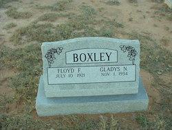 Floyd Franklin Boxley