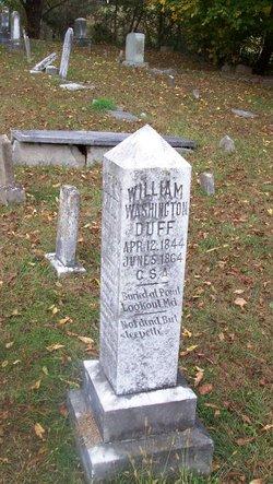 William Washington Duff