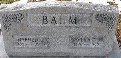 Vera S Baum