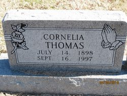 Cornelia Thomas