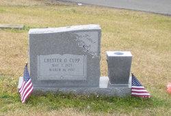 Chester O. Cupp