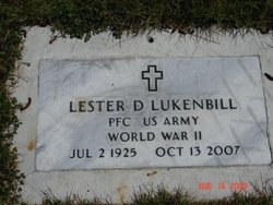 Lester D. Lukenbill