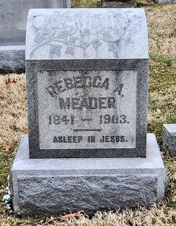 Rebecca A. Meader