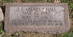 J E <i>Berry</i> Hall