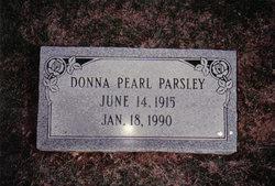 Donna Pearl <i>Brockman</i> Parsley