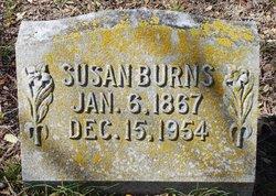 Susan <i>Chaplin</i> Burns