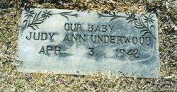 Judy Ann Underwood