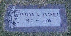 Evelyn Alvinia <i>Corbin</i> Evanko
