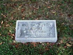 William Therron Adams